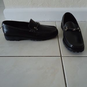 COLE HAAN Leather Penny Loafer 8.5B NEW!